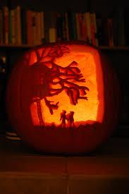 Unicorn Pumpkin Stencil by Pumpkin Patterns Kate Hart