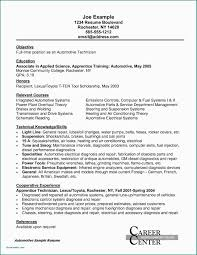 Resume Samples References Available Upon Request Sample For Automotive Mechanic Elegant Auto