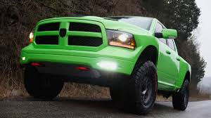 Ram Minotaur Off-road Truck Review