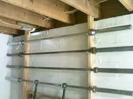 kitchen amazing wall mounted barbell storage rack bodybuilding