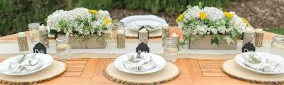 Burlap Wedding Decorations Rustic And Lace For Sale Diy