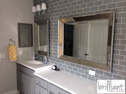 charcoal gray glass tile the builder depot