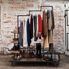 Top 36 Best Clothes Rack Images On Pinterest Racks Clothing For Prepare