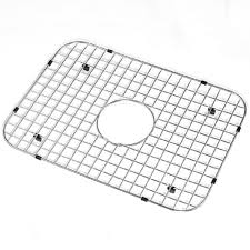 Sink Protector Mat Amazon by Amazon Com Houzer Bg 2500 Wirecraft Kitchen Sink Bottom Grid