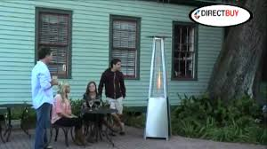 Hiland Patio Heater Wont Light by Pyramid Patio Heater Youtube