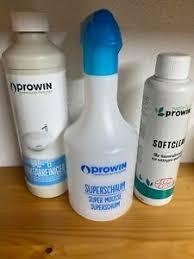 details zu prowin sauberes bad bad und sanitärreiniger softclean superschaumflasche