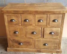 Apothecary Chests of Drawers