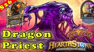 Dragon Priest Deck Hearthpwn by Hearthstone Wotog Dragon Priest Deck U0026 Decklist Constructed