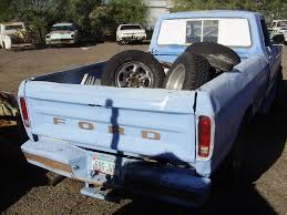 100 1974 Ford Truck F250 74FT1054C Desert Valley Auto Parts
