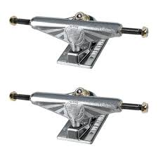 Venture Trucks Polished Low Skateboard Trucks - 5.0 Hanger 7.75 Axle ...