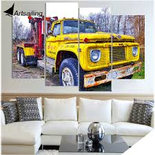 HD Printed Yellow Old Truck Picture 4Pcs Painting Wall Art Room ... Truck Pating All Pro Body Shop Gallery Of Work Spray Truckrite Frugally Diy A Car For 90 The Steps To An Affordably Good A Rustoleum Paint Job My Recumbent Rources History Ripley West Virginia Fire Food Youtube Truck_pating_2jpg Mail Truck By P51 On Deviantart Custom Portraits Michelle 500 Kilometres Line Pating Wilktoriescom Semi Trailer Refishing Specialists Lezer Llc Titan Collisions Example