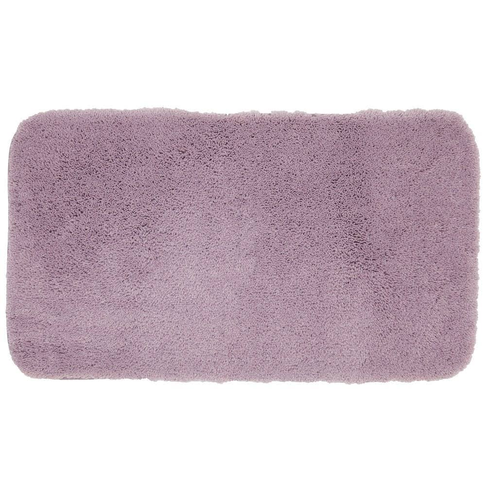 Mohawk Home Pure Perfection Bath Rug, Purple, 17x24