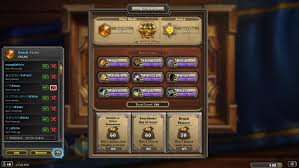 Hearthstone Decks Druid Combo by Whole New Meta Deck Worgen Combo Warrior After Karazhan Whole New