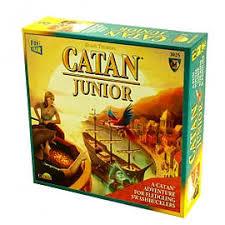 Catan Junior JuniorPuzzles And Board Games