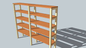 DIY Shelving Unit 9 Steps with