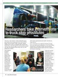 100 Truck Stop Prostitutes Synergy Research Annual Report 2013 By UNT Health Science Center Issuu