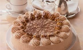 walnuss nougat sahne torte