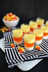 Bad Halloween Candy List by Candy Corn Jello Shots U2013 A Beautiful Mess