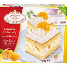 coppenrath wiese cafeteria mandarine sahne