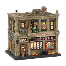 Dept 56 Halloween Village by Department 56 Snow Village Halloween Collection