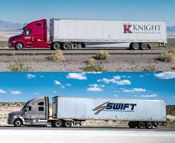 100 Knight Trucking Company Swift Shareholders Approve Merger