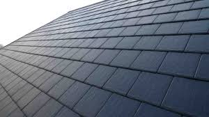 pv slate roof tile net positive building technology