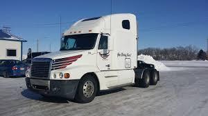 100 Century Trucking 2005 Freightliner Interior Tour Trucker Josh YouTube