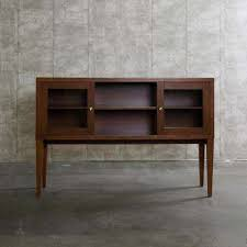 Hepworth Wood Buffet With Tapered Legs
