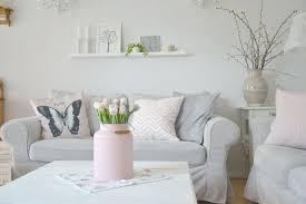 12 ruhig fotos wohnzimmer deko rosa wandgestaltung