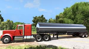 100 East Coast Truck BeamNG Drive Tanker Exploring The Dirt Roads Of