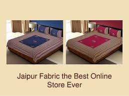 jaipur fabric bedsheets covers