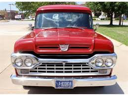 100 1960 Ford Panel Truck Van For Sale ClassicCarscom CC1015538