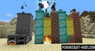 Decorative Marble and Chimneys Mod For Minecraft 1 7 10 1 6 4
