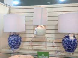 Excellent Home Goods Lamps The Glass Table With A Different