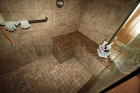 Bathroom Bench Ideas Granite And Ceramic Tile Bench Photo Gallery And Image