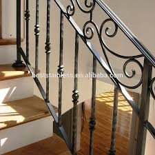 Wrought Iron Railing Parts, Wrought Iron Railing Parts Suppliers ... Wrought Iron Stair Railings Interior Lomonacos Iron Concepts Wrought Porch Railing Ideas Popular Balcony Railings Modern Best 25 Railing Ideas On Pinterest Staircase Elegant Banisters 52 In Interior For House With Replace Banister Spindles Stair Rustic Doors Double Custom Door Demejico Fencing Residential Stainless Steel Cable In Baltimore Md Urbana Def What Is A On Staircase Rod Rod Porcelain Tile Google Search Home Incredible Handrail Design 1000 Images About