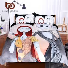 Nightmare Before Christmas Bedroom Set by Beddingoutlet Comforter Set 3d Star Door Lock Bedroom
