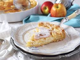 apfelkuchen mit pudding rezept für den klassiker