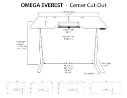 Standing Desk Top Extender Riser by Imovr Omega Everest Electric Standing Desk Review