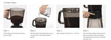 What Makes The OXO Different Is Rainmaker Top Which Even Distributes Water Little By On Of Freshly Ground Coffee
