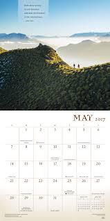 Patios Little River Sc Entertainment Calendar by Amazon Com Wanderlust 2017 Wall Calendar Trekking The Road Less