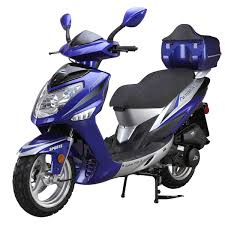 50cc Gas Scooters 150cc