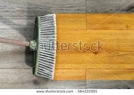 dust broom for hardwood floors corn broom on a hardwood floor