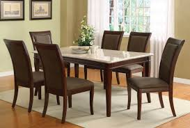 Kitchen Table Top Decorating Ideas by Granite Dining Table Set Gothic Dining Table And Chairs 51 With