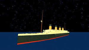 titanic simulation version 2 4 full interior roblox