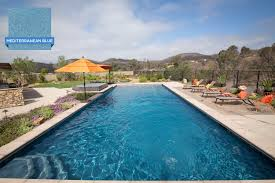 Npt Pool Tile Palm Desert by This Inviting Swimming Pool In San Diego Is Finished With The