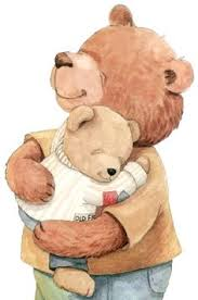 I Miss Your Big Bear Hugs Daddy