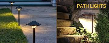 led landscape lights dekor皰 lighting