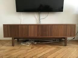 ikea stockholm tv bank vintage 160x40