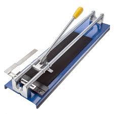 Rubi Tile Saw Uk by Rubi 12981 42 Cm Standard Manual Tile Cutter Amazon Co Uk Diy